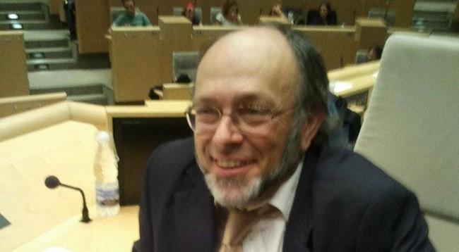 Philippe Mussi Conseiller Régional PACA ex EELV rejoint Nouvelle Donne