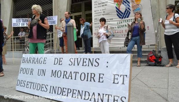 Barrage du Testet : appel à la mobilisation le 25 octobre