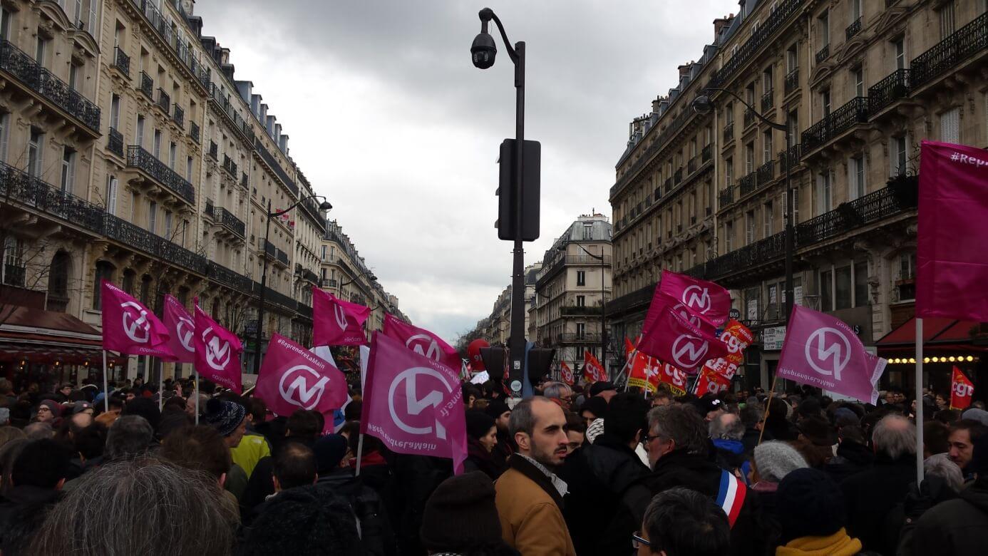 Loi travail – Nouvelle Donne appelle à poursuivre la mobilisation