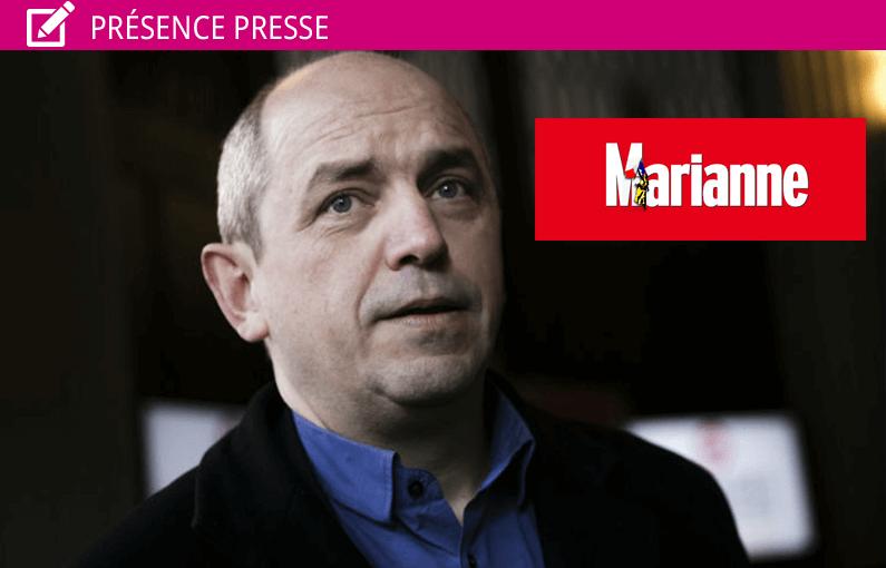 Marianne : Entretien avec Pierre Larrouturou