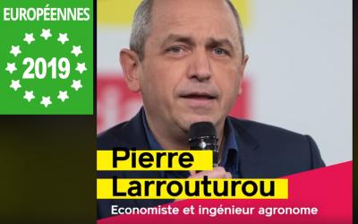 Découvrez les combats de Pierre Larrouturou