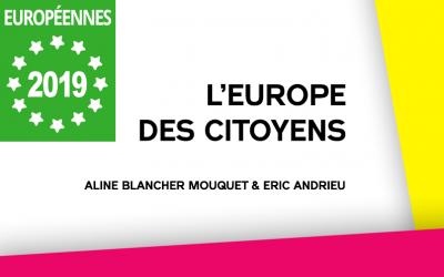 Europe des citoyens ⚔️ Europe des lobbies