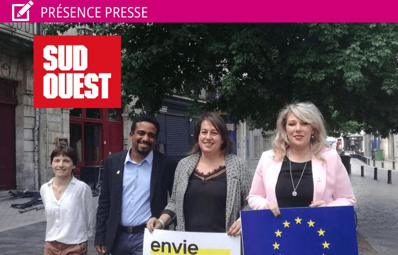 Gironde : une liste d'urgence des forces de gauche pour les élections européennes