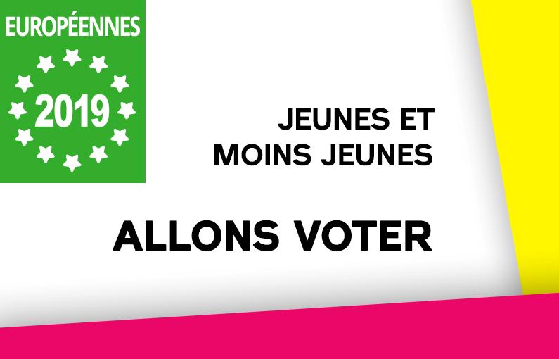 Le 26 Mai : Un seul vote, un seul tour !