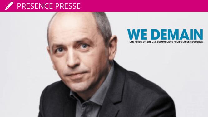 [INTERVIEW] – Pierre Larrouturou répond à WeDemain sur le Pacte Vert Européen