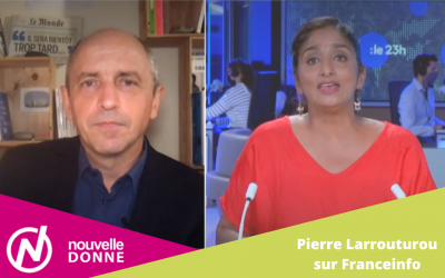 [INTERVIEW] – Pierre Larrouturou invité sur Franceinfo pour commenter le plan de relance économique européen