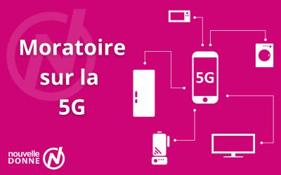 Pour un moratoire sur la diffusion de la 5G