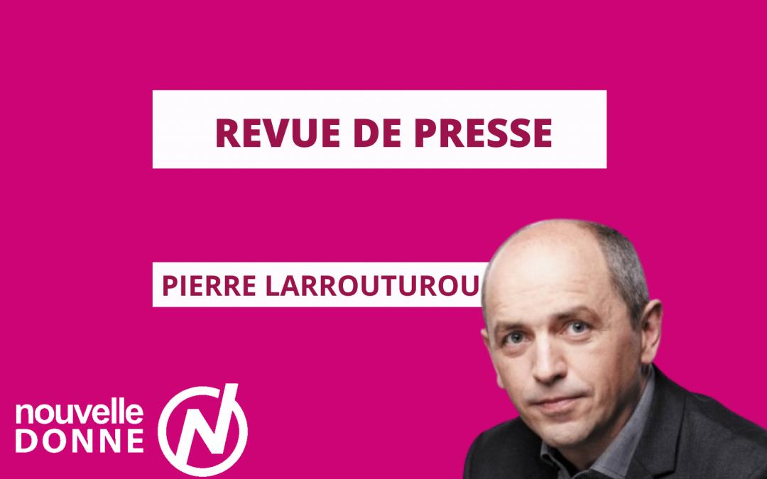 Revue de presse sur Pierre Larrouturou