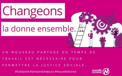 1er mai : Nouvelle Donne invite ses adhérents et sympathisants à participer aux manifestations partout en France