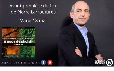 #ANousDeChoisir : avant-première du film de Pierre Larrouturou