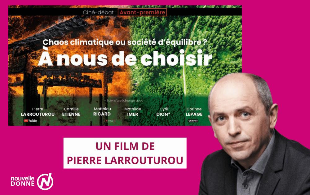 #ANousDeChoisir : (re)découvrez et partagez le film de Pierre Larrouturou