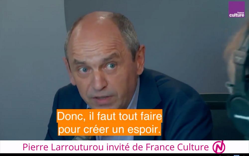 """Pierre Larrouturou : """"C'est suicidaire d'avoir cinq candidats à gauche"""" dans l'émission """"Politique !"""""""