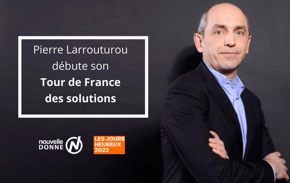 Débats, conférences, rencontres… Pierre Larrouturou débute son Tour de France des solutions